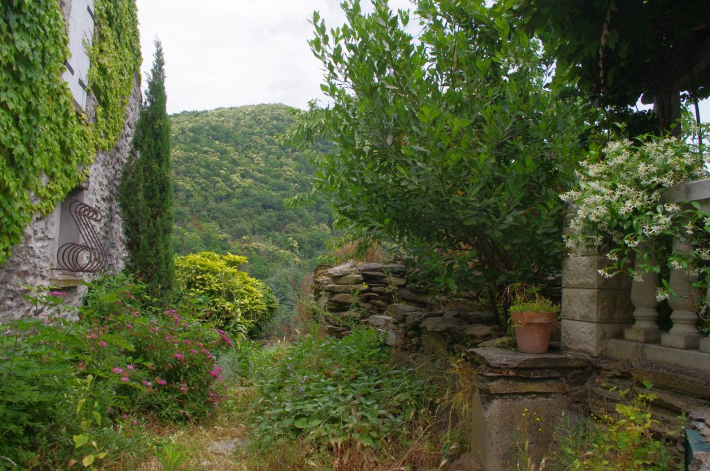 Labastide village