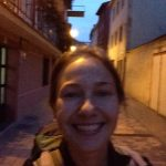 Selfie on the Camino de Santiago, 2