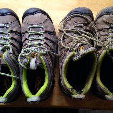 Camino #2 Updates: New Shoes and Making Plans