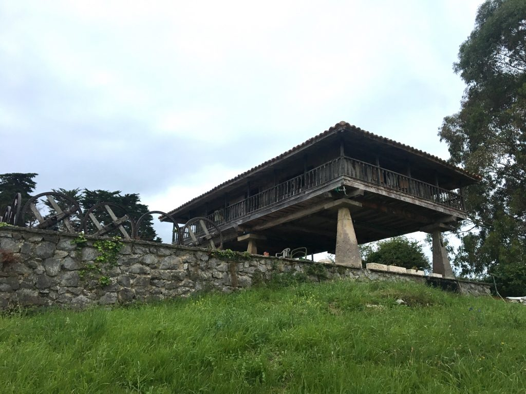Marejada Hostel, La Isla, Camino del Norte