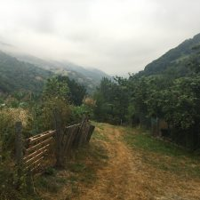 Walking each other home; Day 4 on the Camino de San Salvador (Pajares to Pola de Lena, 28ish km)