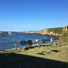 No Stones in My Pack: Day 4 on the Camino del Norte (Luarca to Tapia, 42 km)