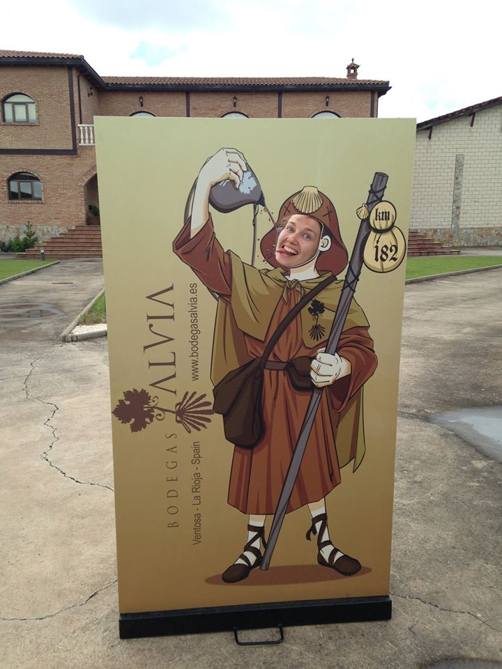 Wine on the Camino de Santiago