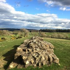 5-days, 84-miles, Millions of Stones: A Walk along Hadrian's Wall