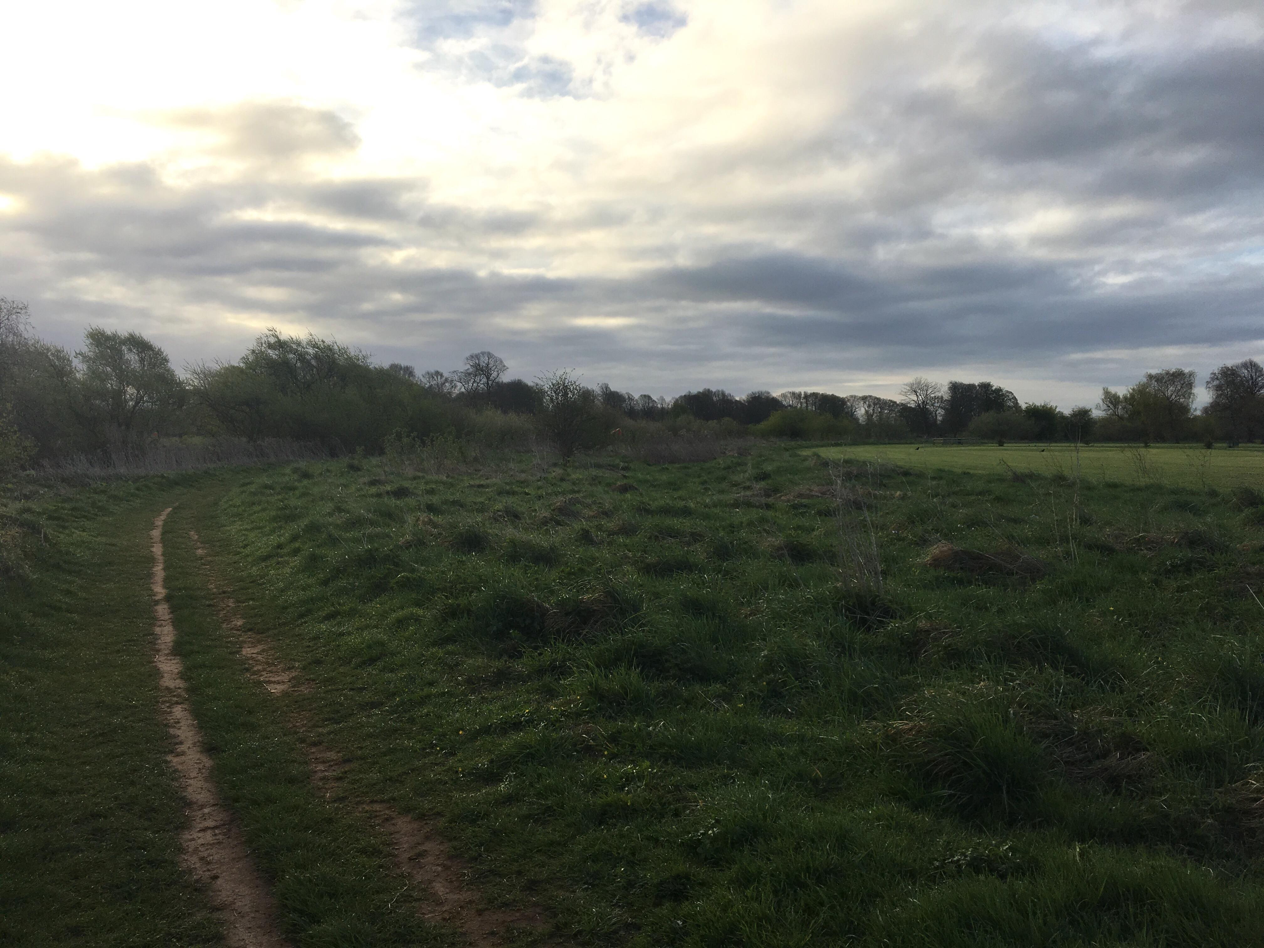 Hadrian's Wall Path, Carlisle