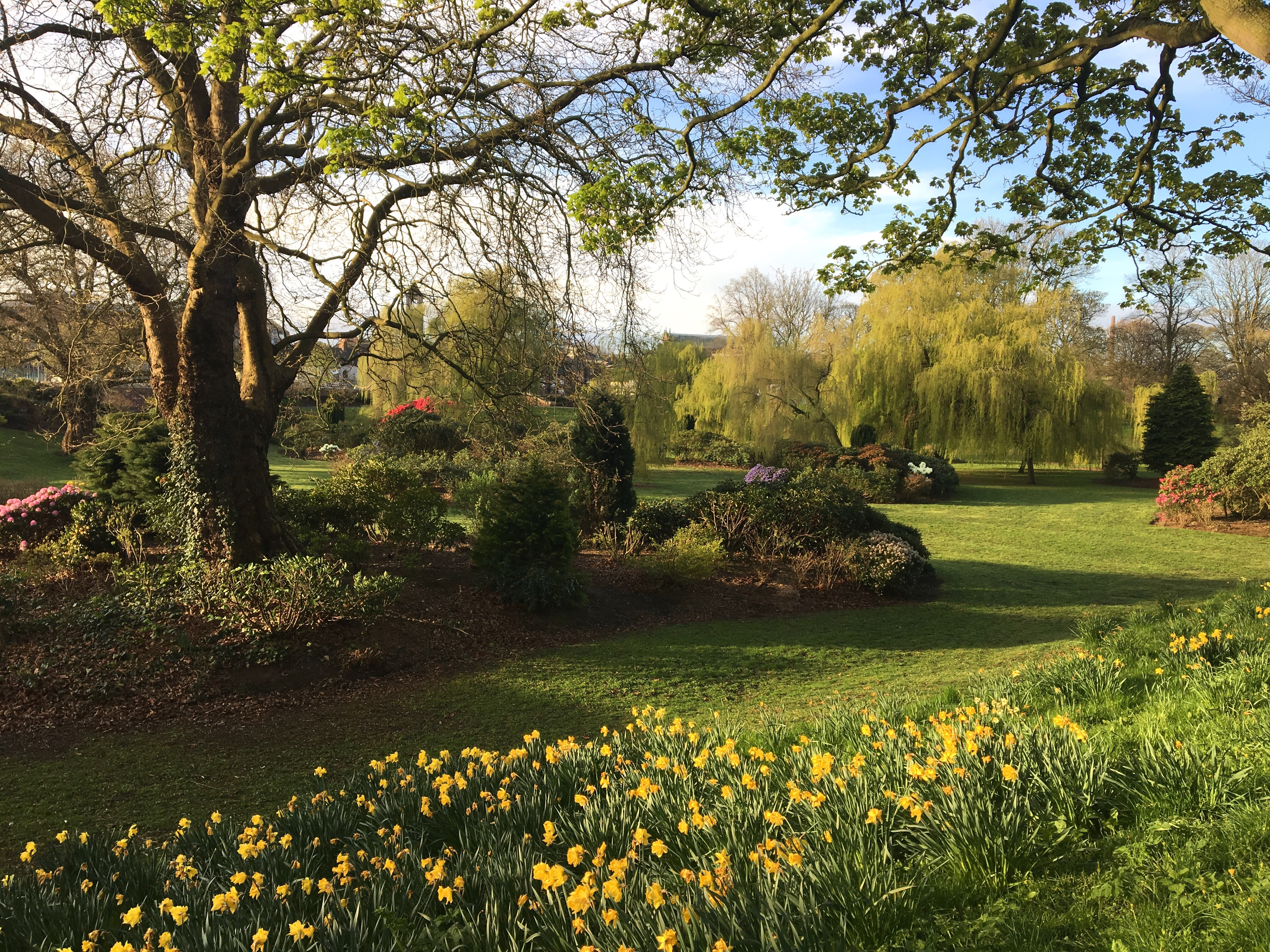Park, Carlisle, England