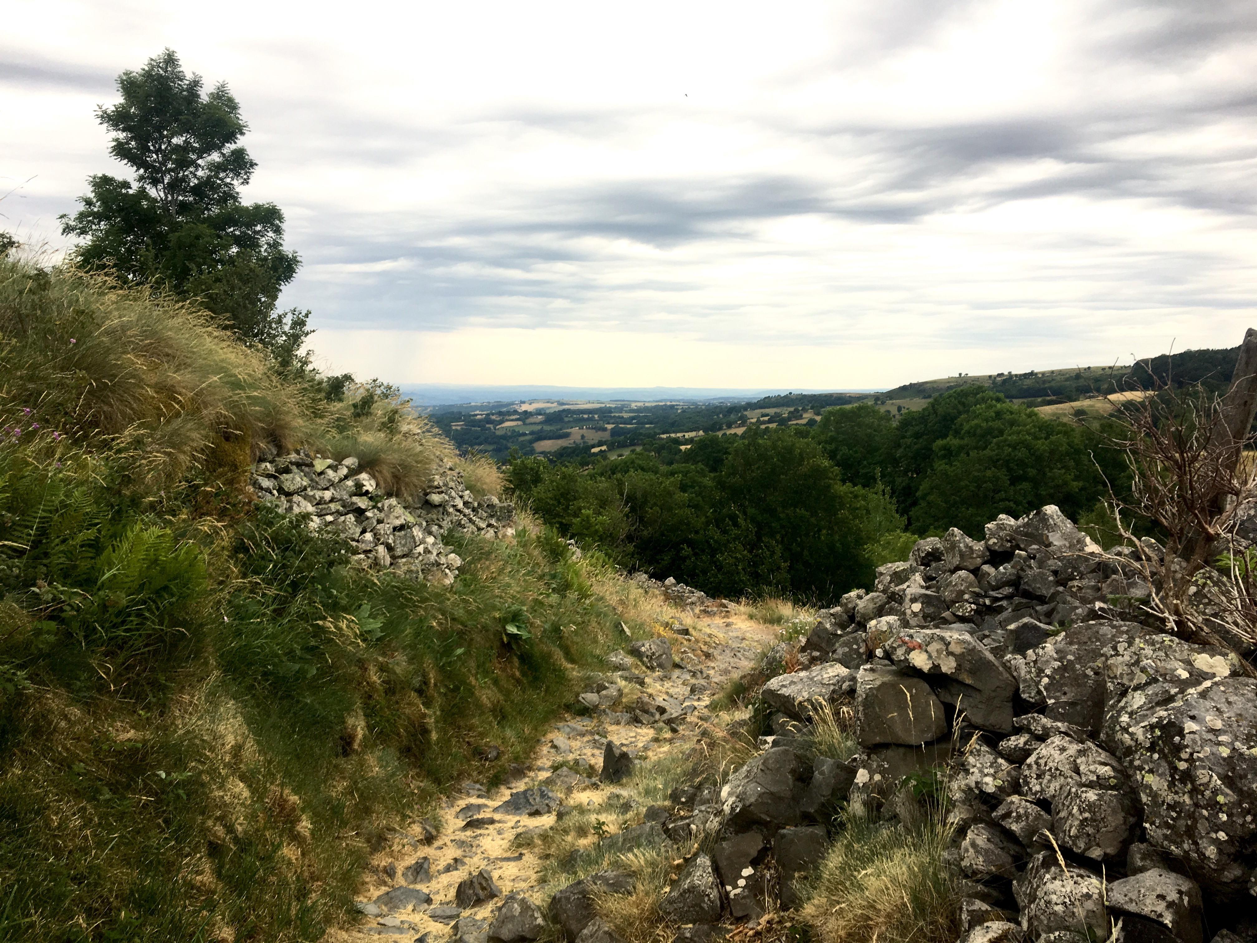 Chemin du Puy landscape