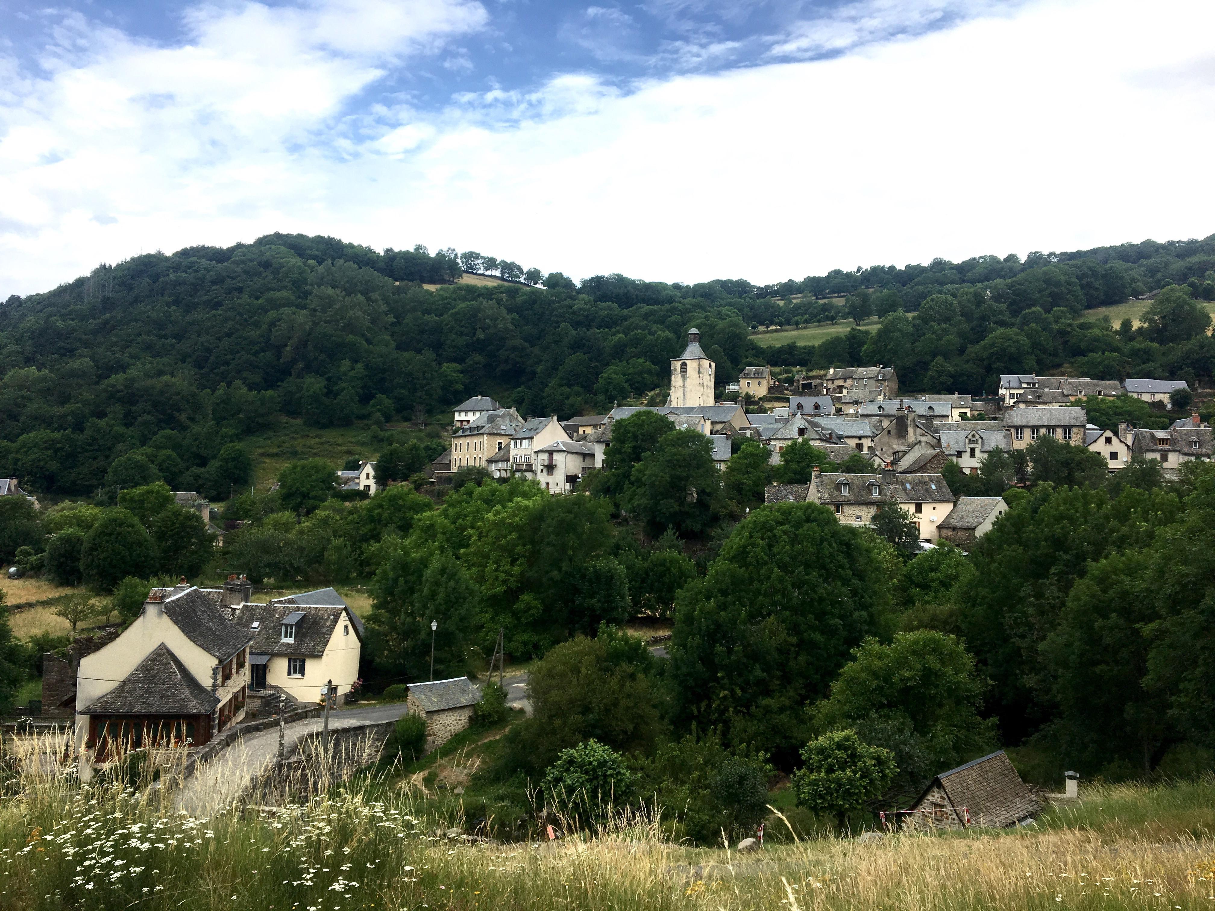 St-Chely-d'Aubrac; Chemin du Puy
