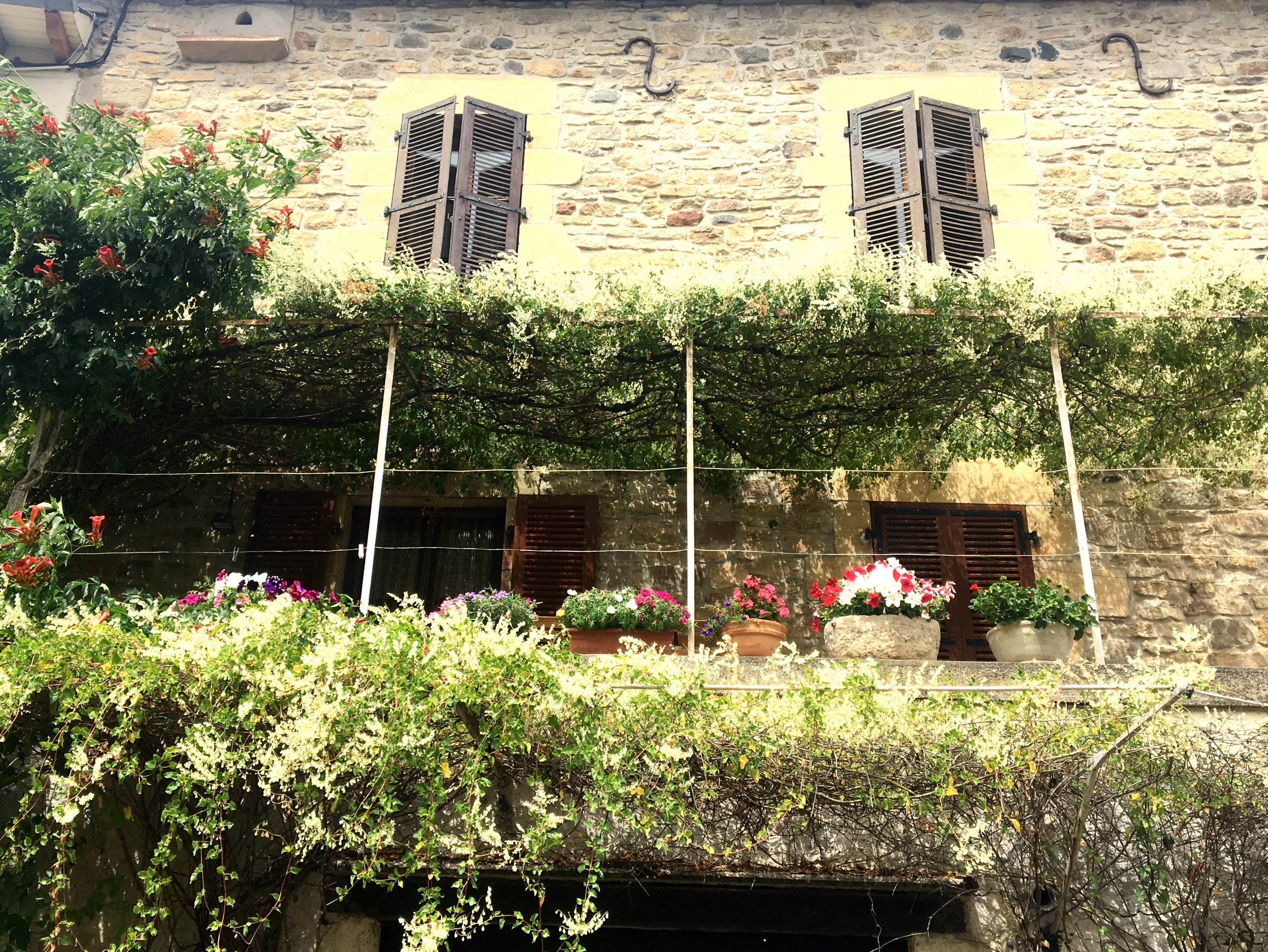 St-Come d'Olt, Chemin du Puy