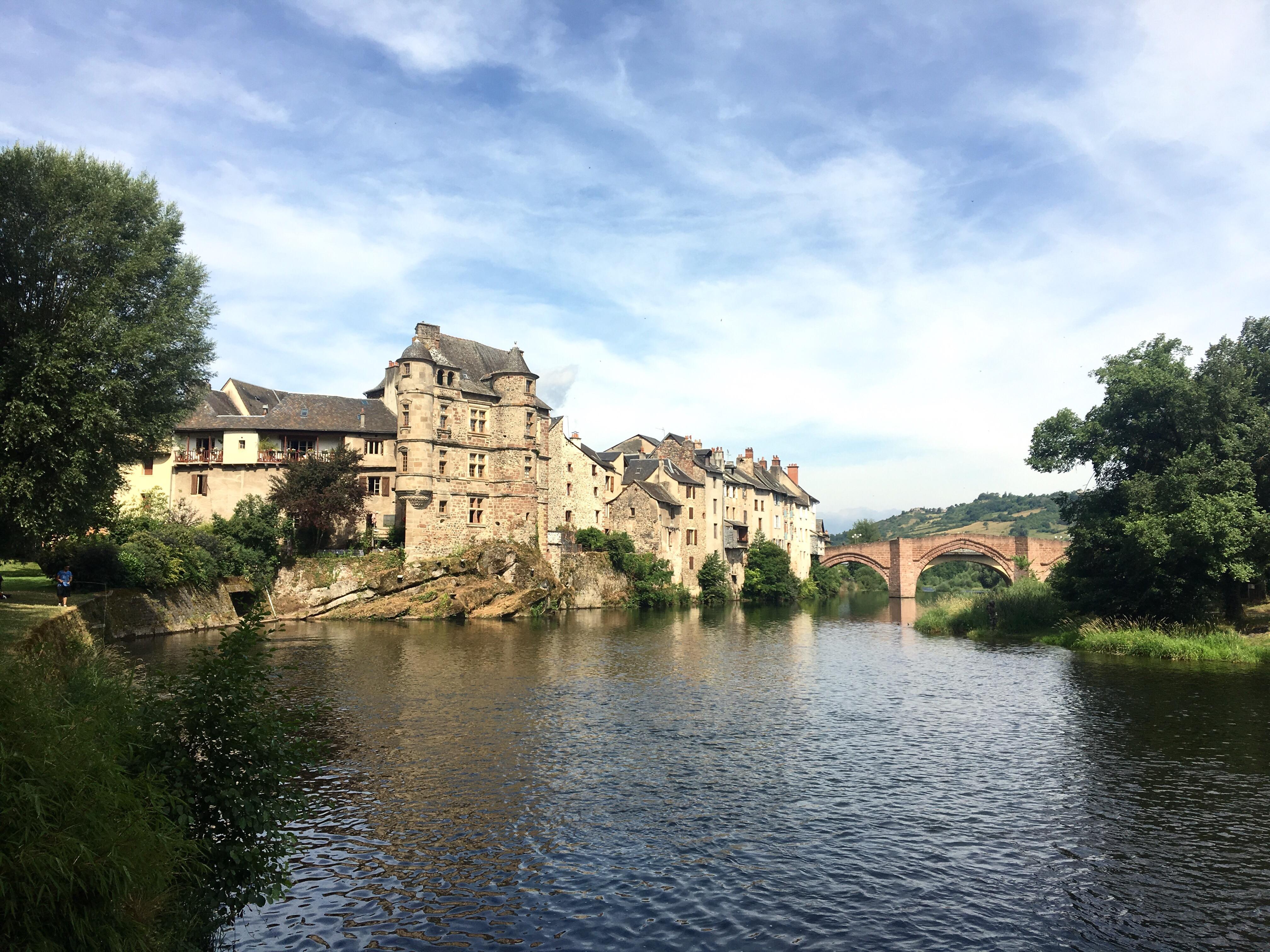 Espalion, Chemin du Puy