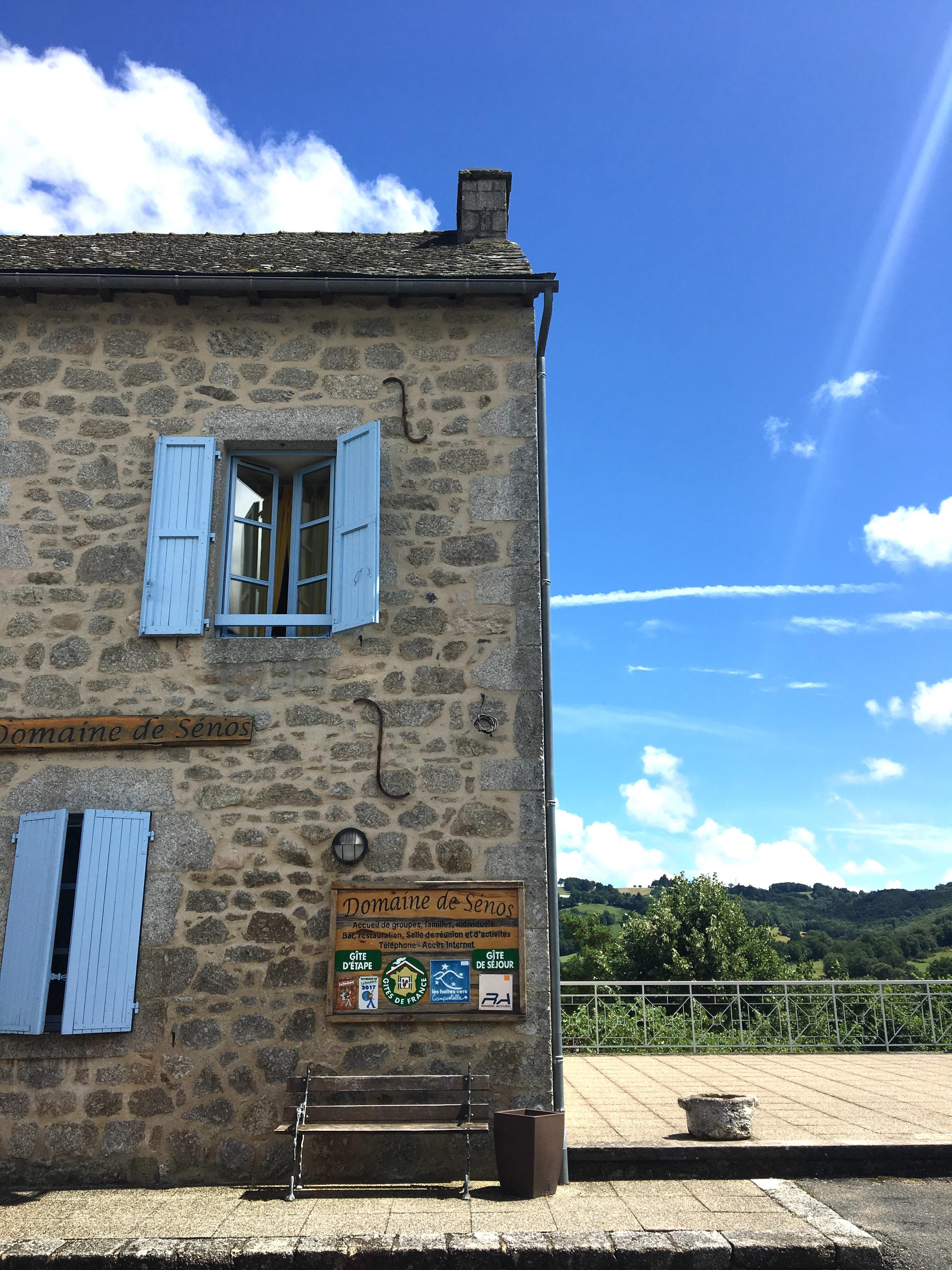 Domaine de Senos, Chemin du Puy