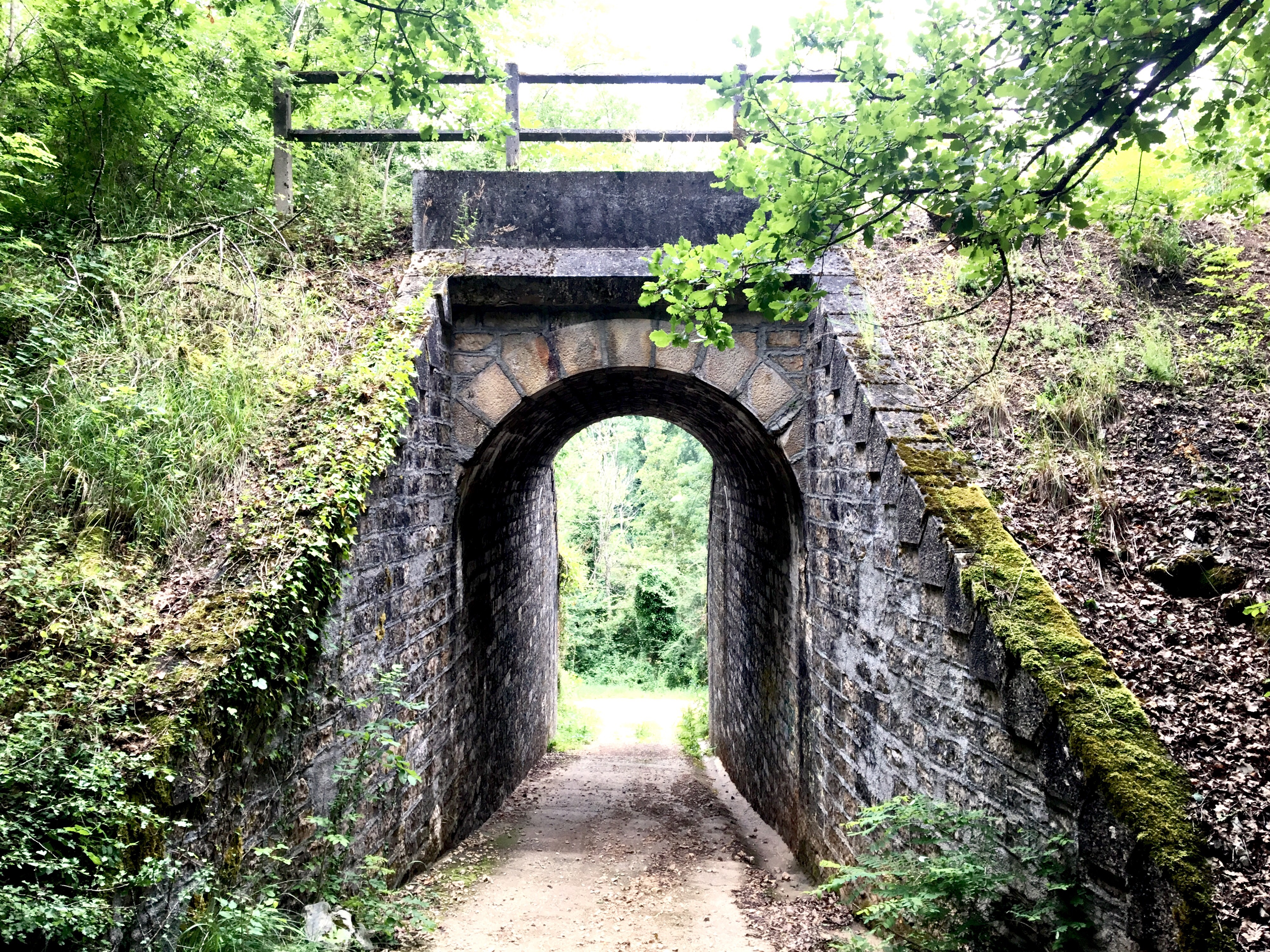 Bridge on the Chemin du Puy