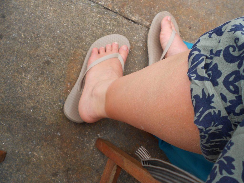 Camino sock tan