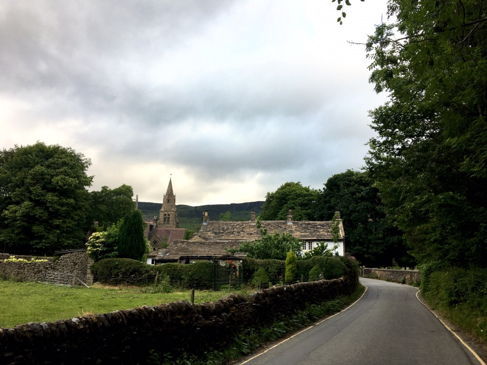 Edale, England, Pennine Way