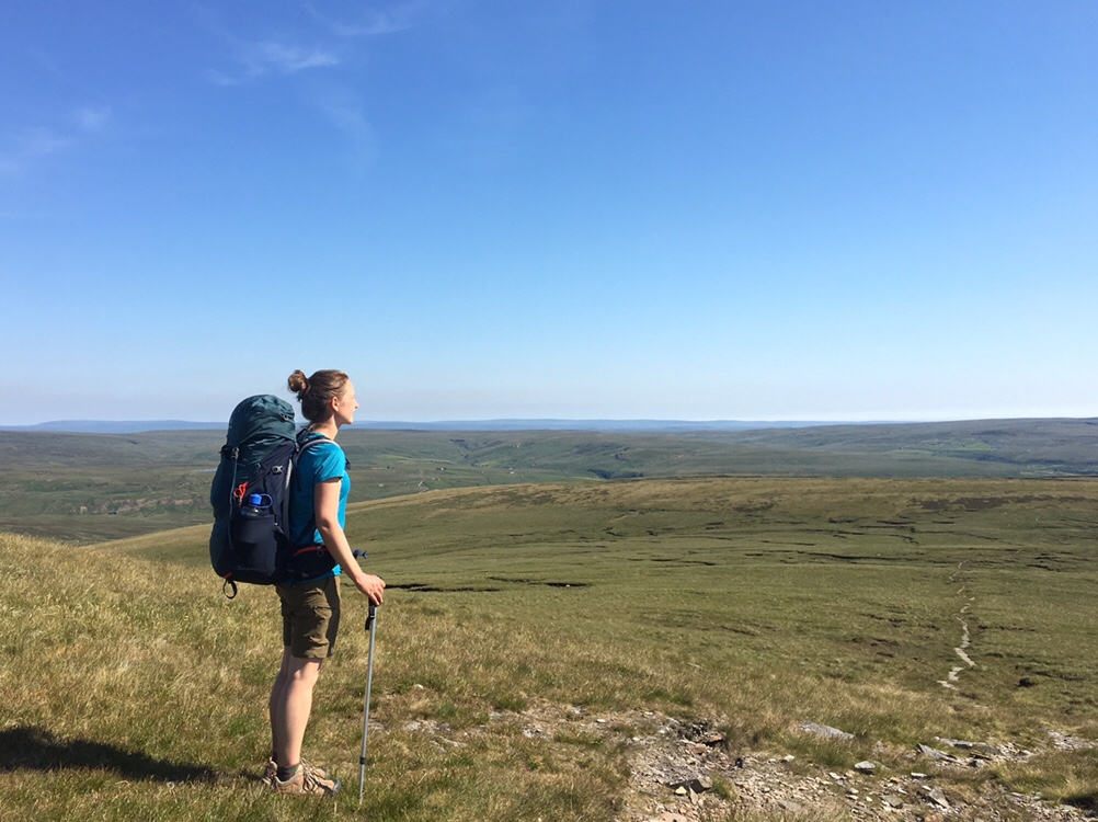 Solo hike on the Pennine Way