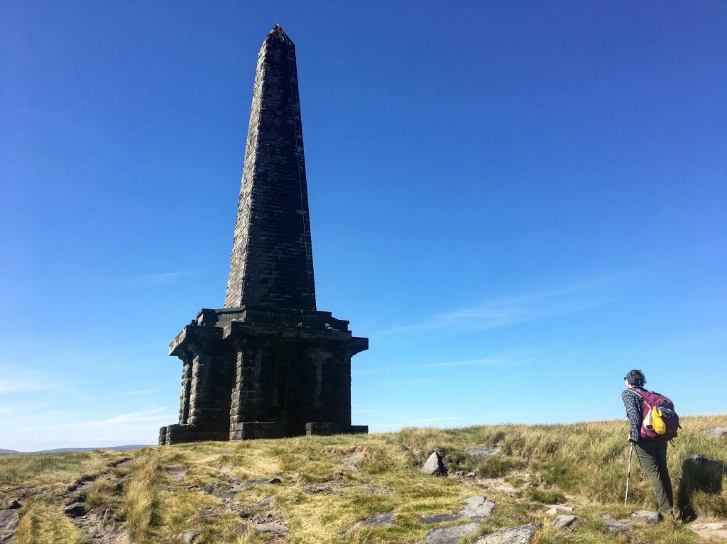 Stoodley Pike, Pennine Way