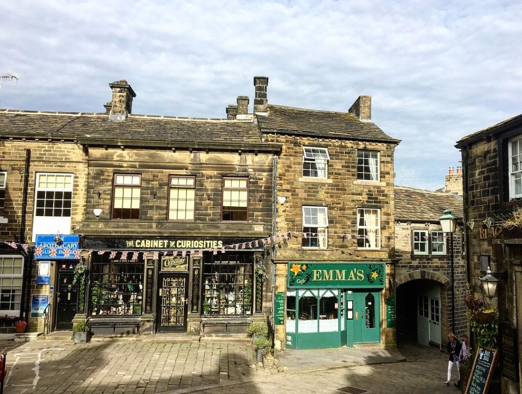 Apothecary Tea House, Haworth