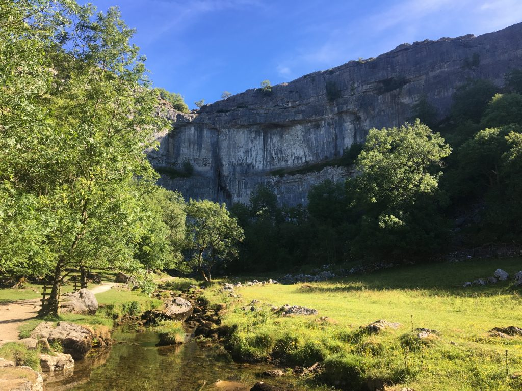 Malham Cove, Pennine Way