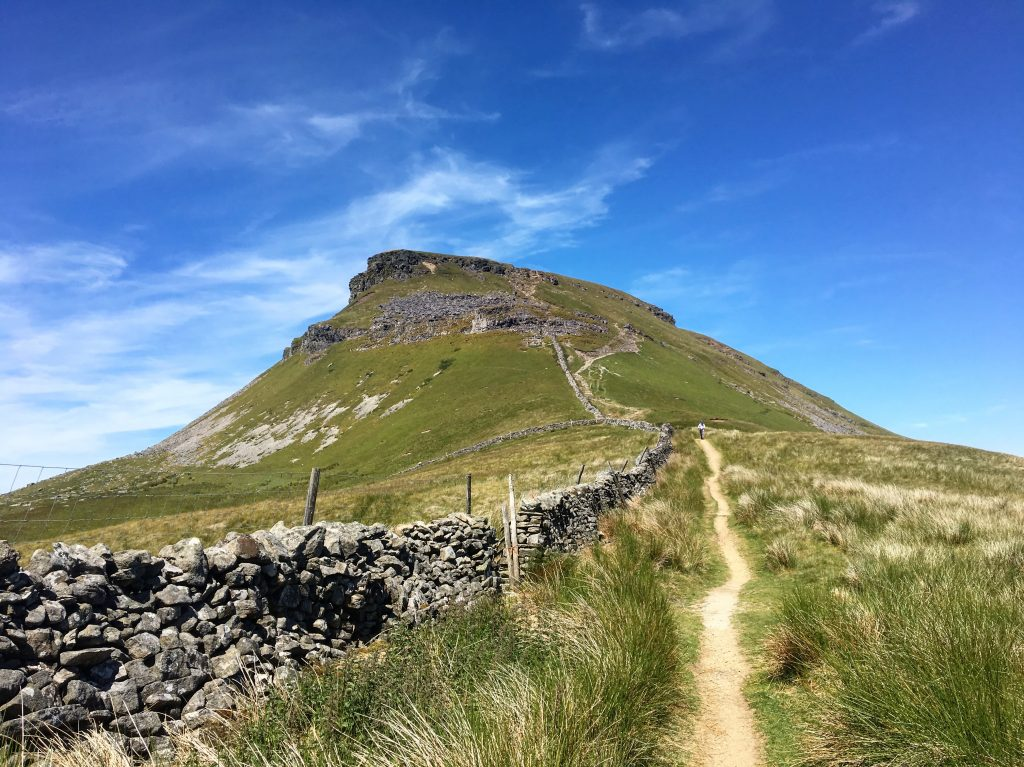 Pen-y-Ghent, Pennine Way