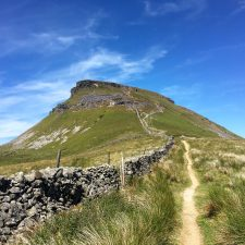 Day 6 on the Pennine Way: Malham to Horton-in-Ribblesdale, 16-miles