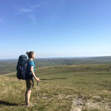 Day 8 on the Pennine Way; Hardraw to Tan Hill Inn, 14.5 miles