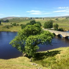 Day 9 on the Pennine Way; Tan Hill Inn to Holwick, 20+ miles