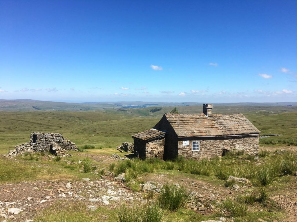 Greg's Hut, Day 11 on the Pennine Way