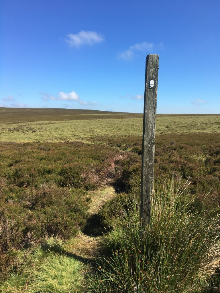 Singpost, Day 14 on the Pennine Way