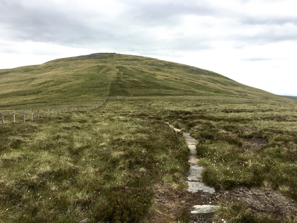 The Schil, Pennine Way