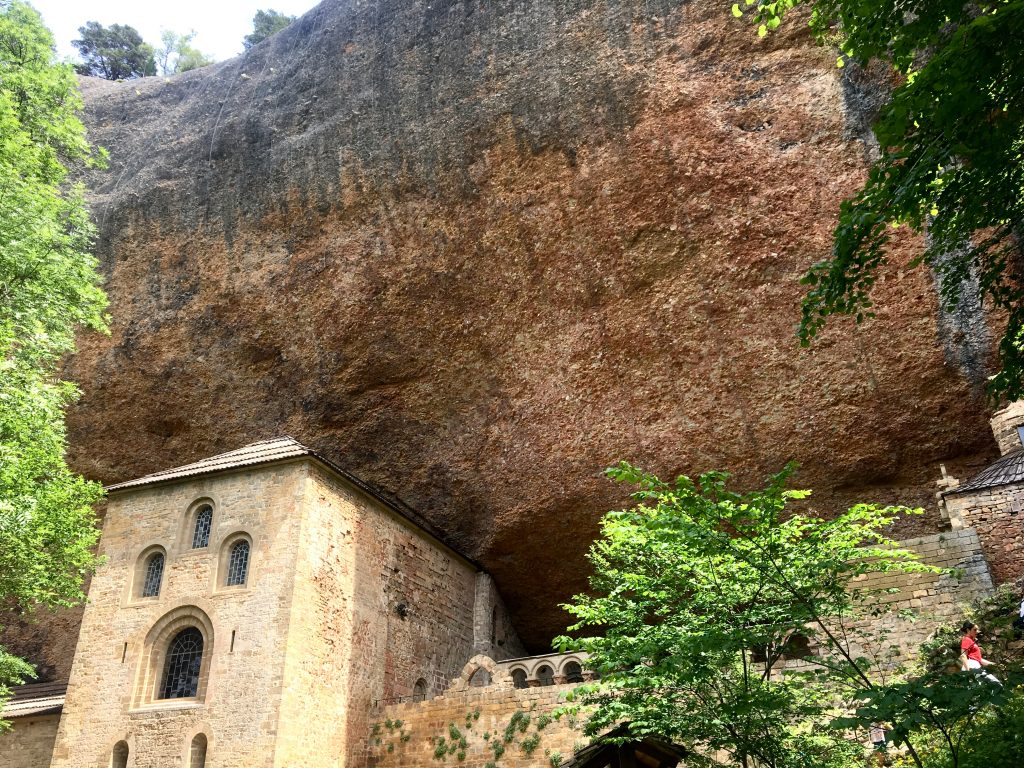 Monasterio de San Juan de la Peña, Camino Aragonés