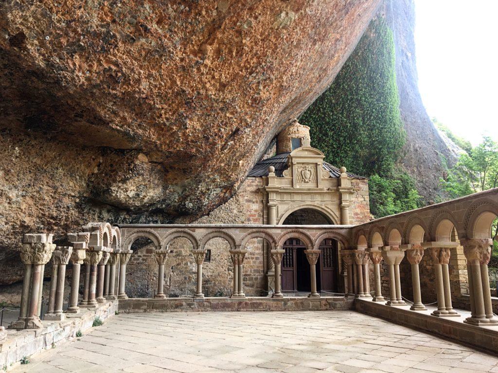 Monasterio de San Juan de la Pena, Camino Aragones