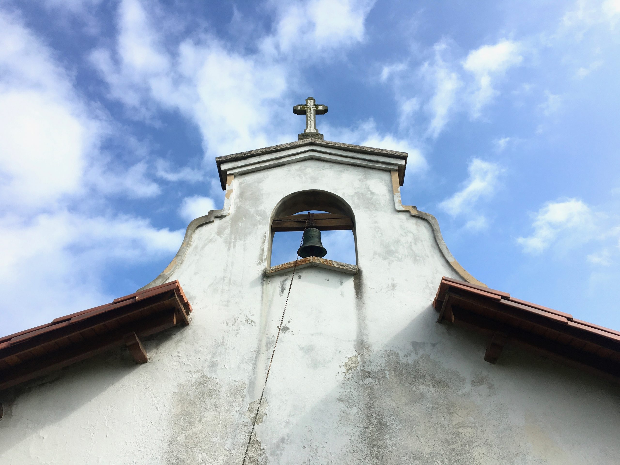 chapel on Camino Primitivo