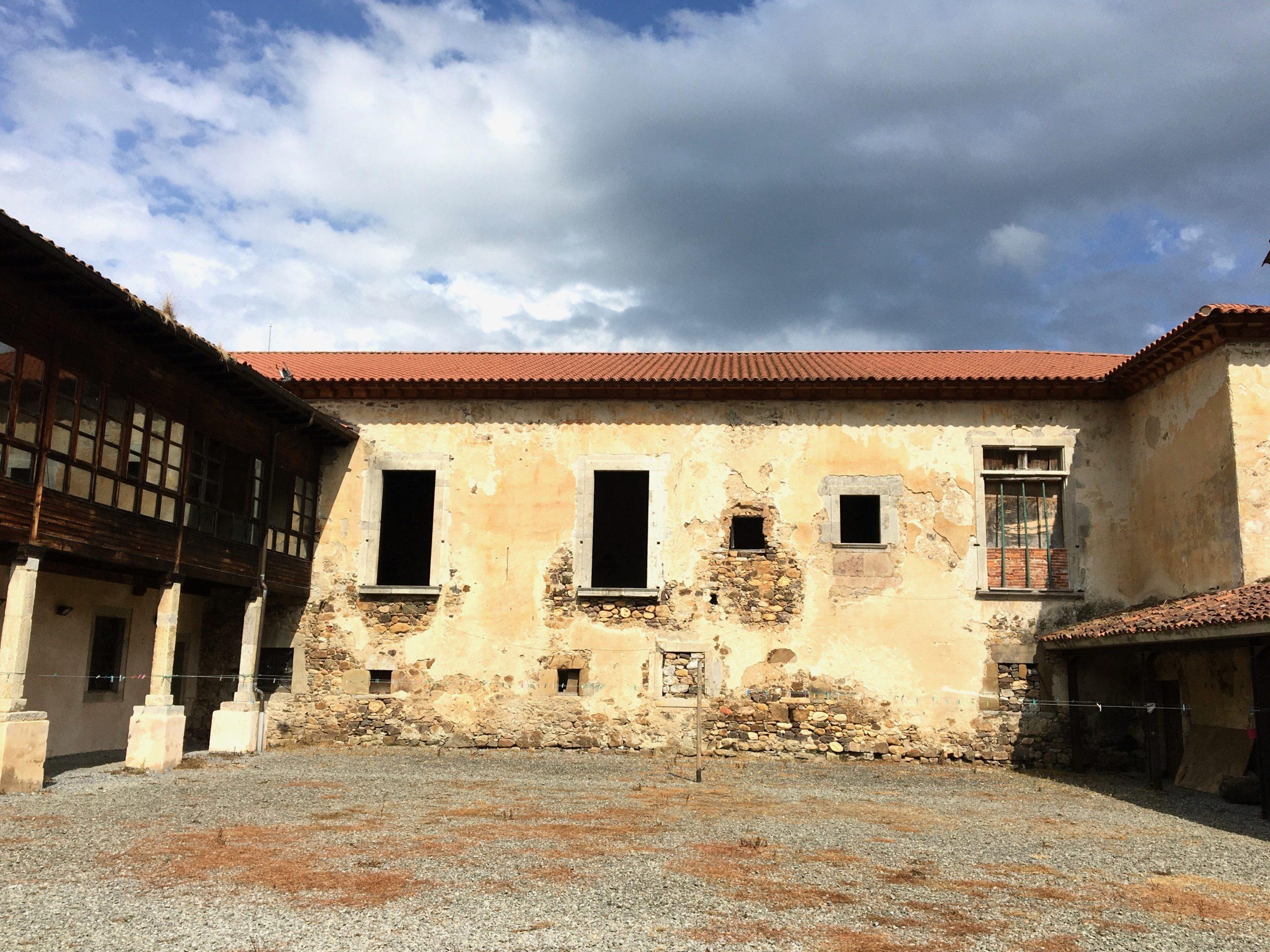 Albergue del monasterio de San Salvador, Cornellana, Spain