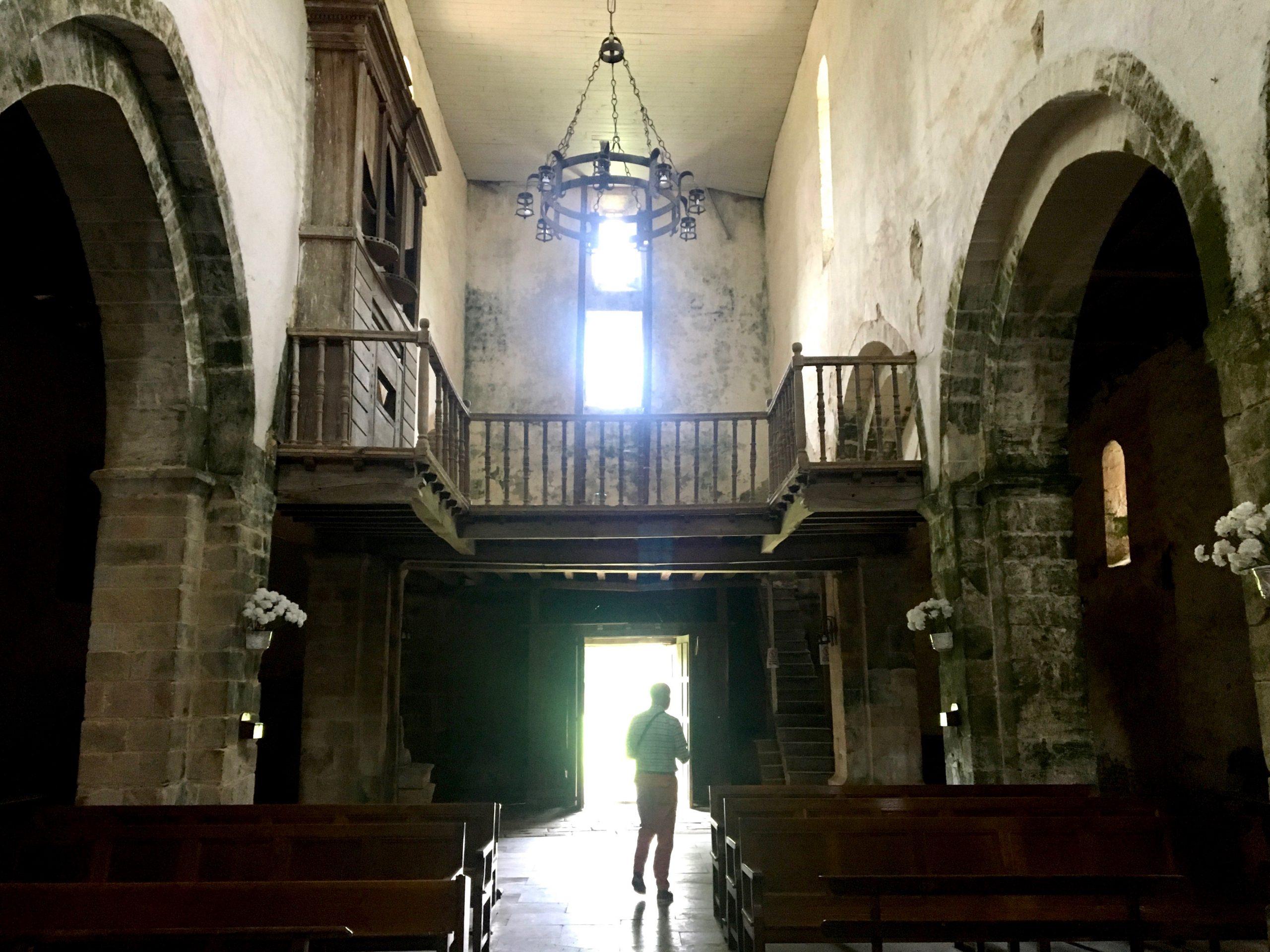 Monastery Obona, Camino Primitivo
