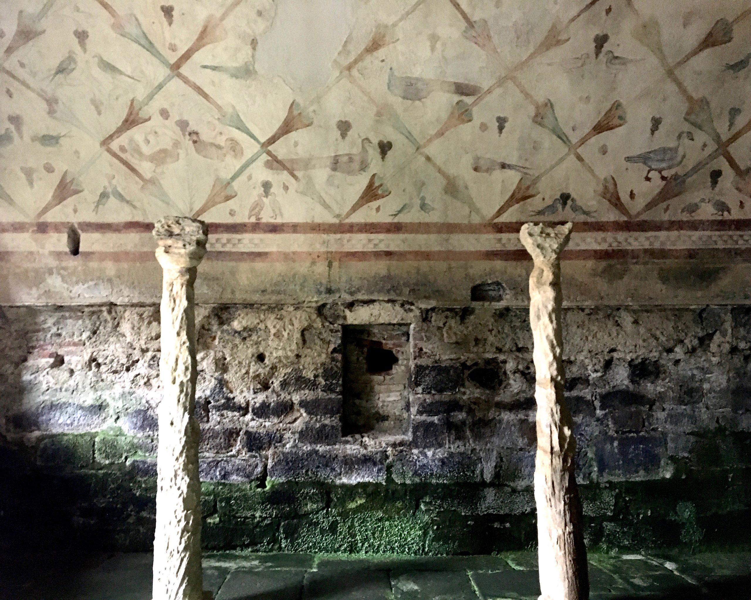 Santa Eulalia de Boveda Roman Temple, Camino Primitivo